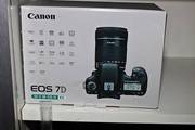 18MP Digital SLR Camera Canon EOS 7D