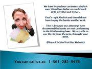 Un-Secured Loans? We Help