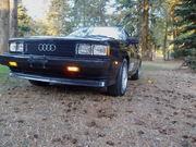 1984 Audi 5000 Quattro