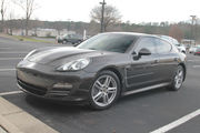2012 Porsche Panamera Premium Package Plus