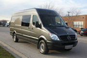 2013 Mercedes-Benz Sprinter CREW