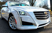 2015 Cadillac CTS CTS LUXURY