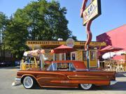 1958 FORD Ford: Thunderbird Hardtop
