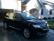 2013 Lincoln MKXPremium Sport Utility 4-Door