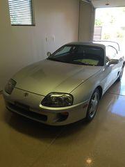 1993 Toyota Supra Premier Edition