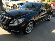 2013 Mercedes-Benz E-Class E350 Sport Package