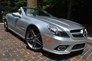 2009 Mercedes-Benz SL-Class AMG PACKAGE-EDITION