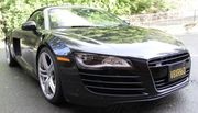 2011 Audi R8 Spyder Convertible 2-Door