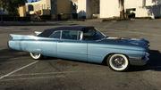 1960 Cadillac DeVille Convertible