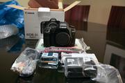 Nikon D90 Kit + 18-105 Lens, Canon D400 18-200mm IS Lens, Nikon D5000